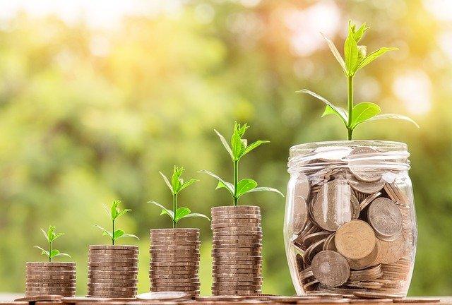 Rostoucí finance