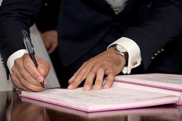 podpis do knihy