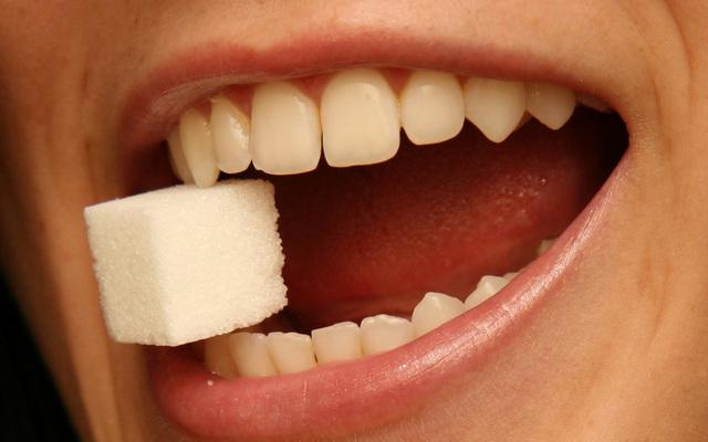 Cukr v ústech