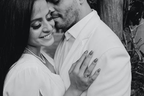 muž a žena svatba